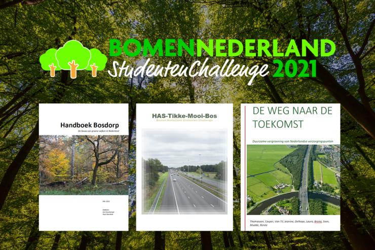 Top-3 nominaties Bomen Challenge zijn bekend.